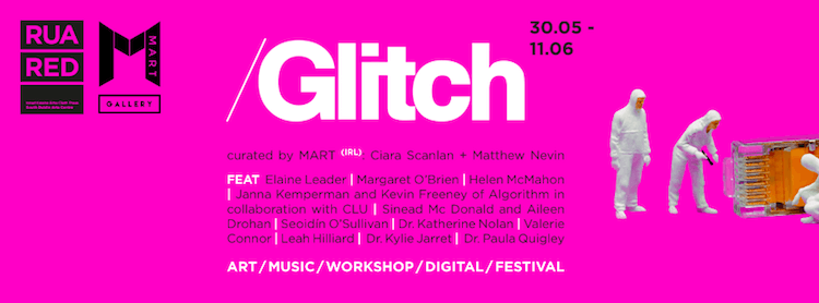 /Glitch Festival in Dublin 2016