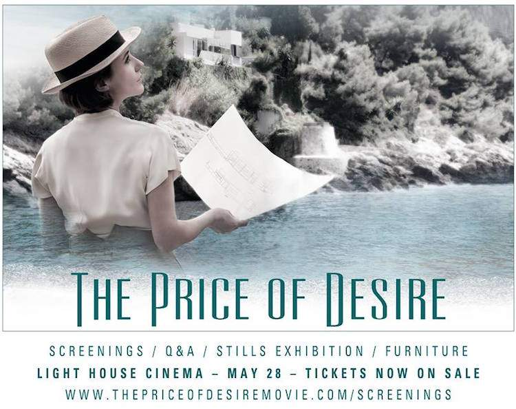 The Price fo Desire movie about Eileen Gray