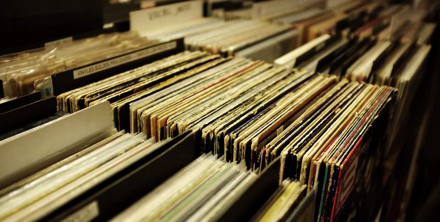 Vintage Vinyl 1400