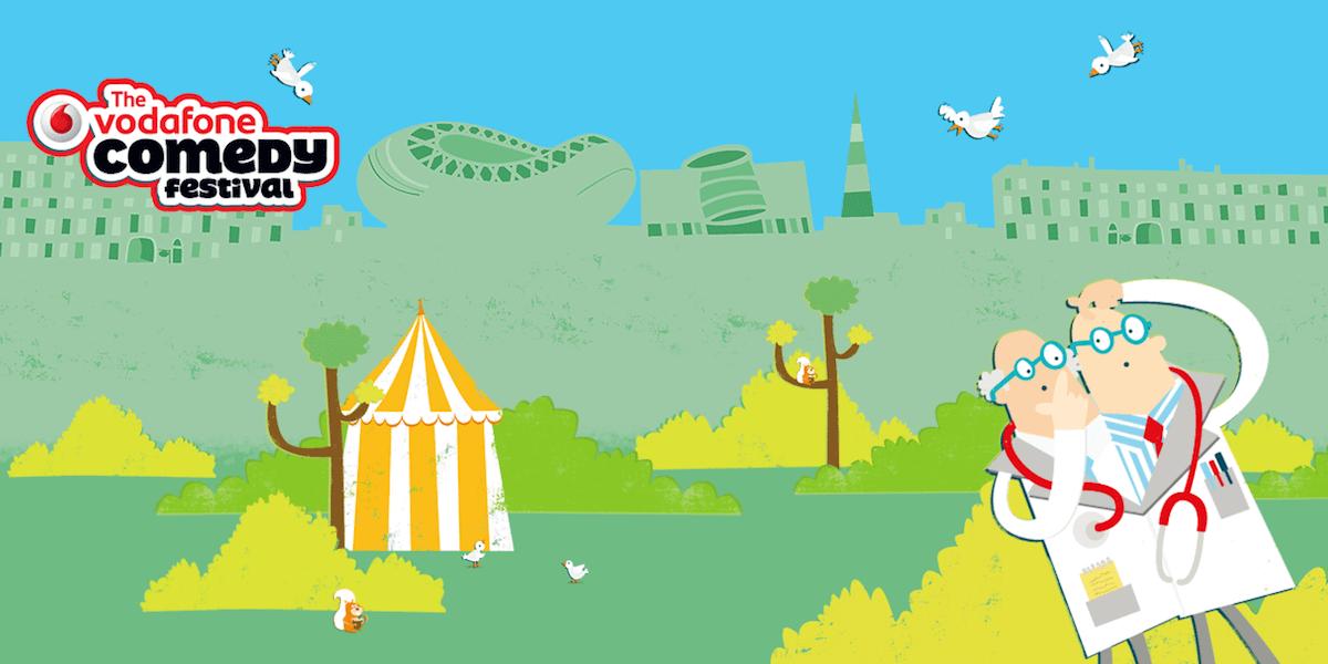 Vodafone Comedy Festival 2016