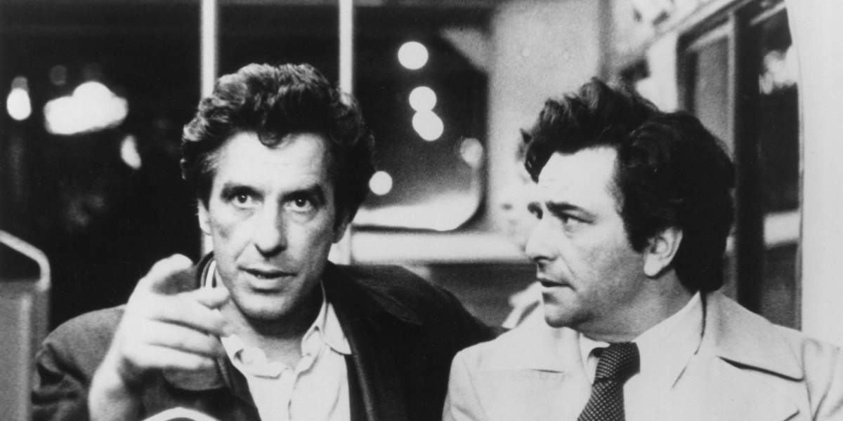 Mikey and Nicky @ Elaine May Retrospective