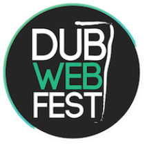 Dub Web Fest logo