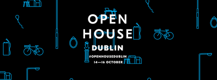 Open House Dublin 2016 banner