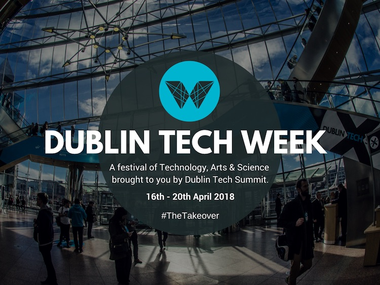 Dublin Tech Week banner