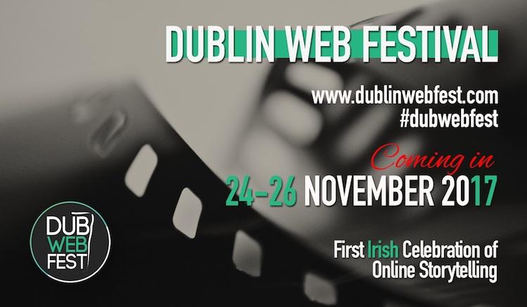 Dub Web Fest banner