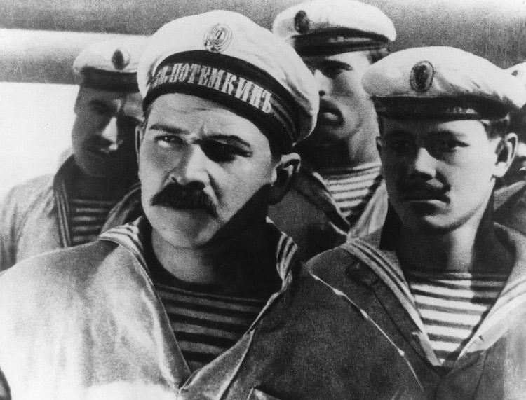 Battleship Potemkin - Orson Welles @ IFI