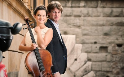 Raphaela Gromes and Julian Riem by wildundleise