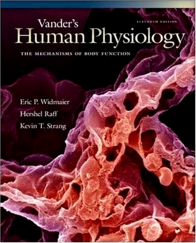 Textbook of human physiology pdf photo trend ideas free medical e books vanders human physiology 11th edition fandeluxe Gallery