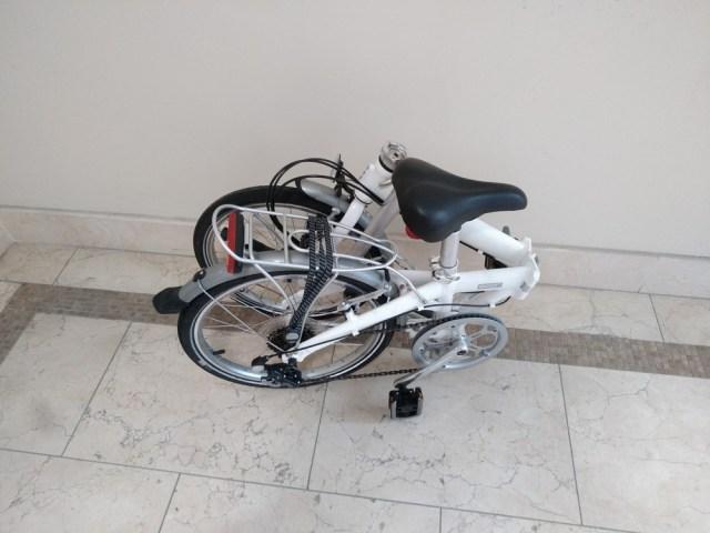 Dahon Folding bike for short ter