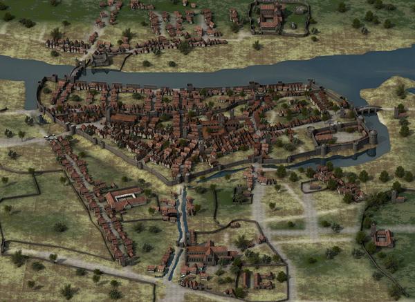 medievl-dublin-castle-moat
