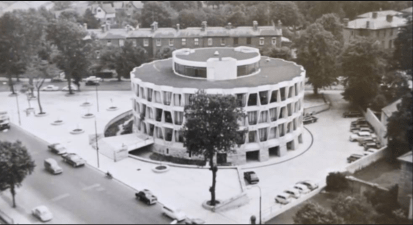 U.S. Embassy ballsbridge dublin 1970