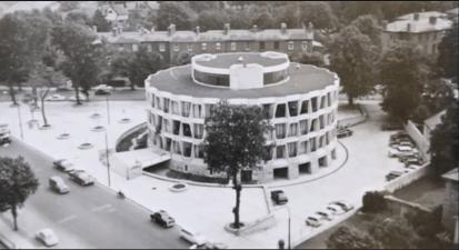 U.S. Embassy ballsbridge dublin 1970