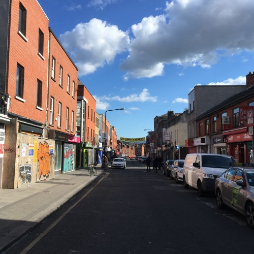 Liberties Walking Tour , with Arran Henderson of Dublin Decoded 2