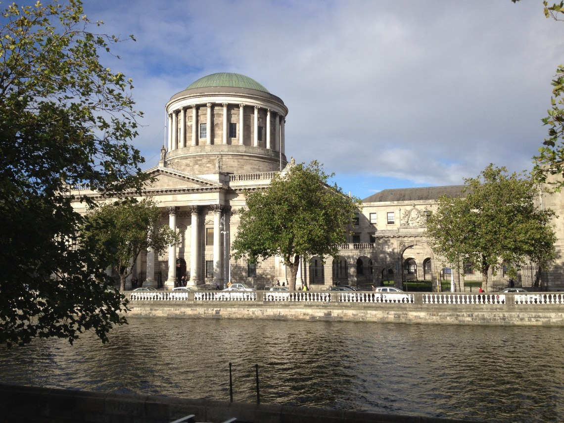4 Courts on River walk, with Arran Henderson Dublin Decoded