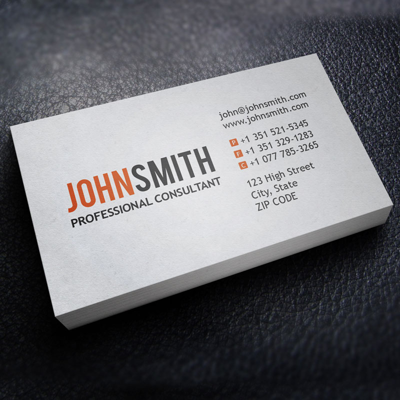 Deluxe business cards make your business card stand out dublin deluxe business cards colourmoves