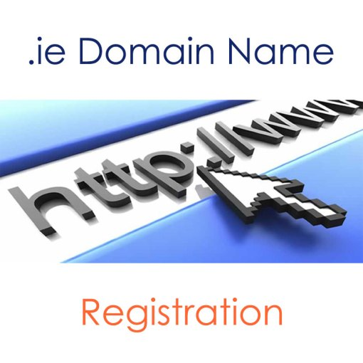 Dot IE Domain Name Registration