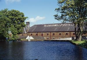 Bushmills Distillery Dublin Whiskey Trail
