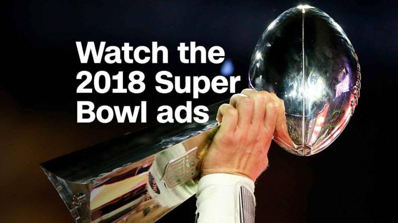 Best Super Bowl LII Commercials