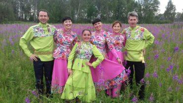 Народный ансамбль Дубрава и фестиваль Глаголь Добро!