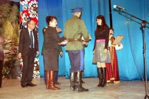 народный ансамбль дубрава награждение уйское