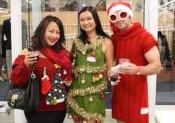 funny holiday party themes