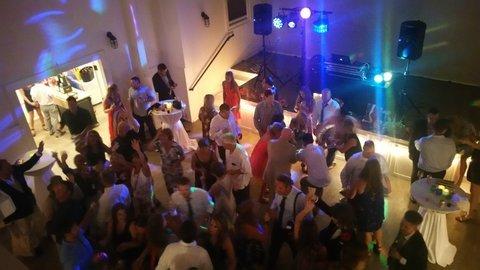 Seabrook wedding dance