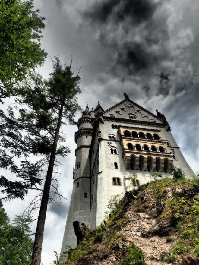 Neuschwanstein Castle or the castle of Count Vlad.