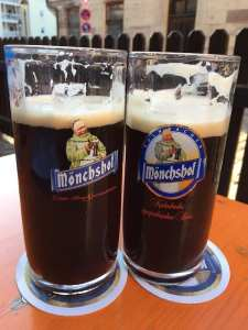 Schwarze Biere aus Kulmbach. die einzige und einzigartige.