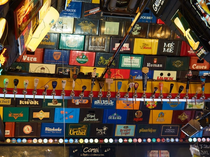 There really is - the beer heaven. And it's in Bruges, Belgium.