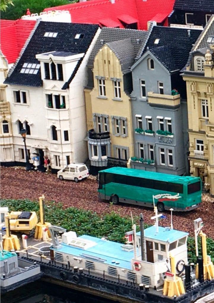 Atemraubendes Legoland