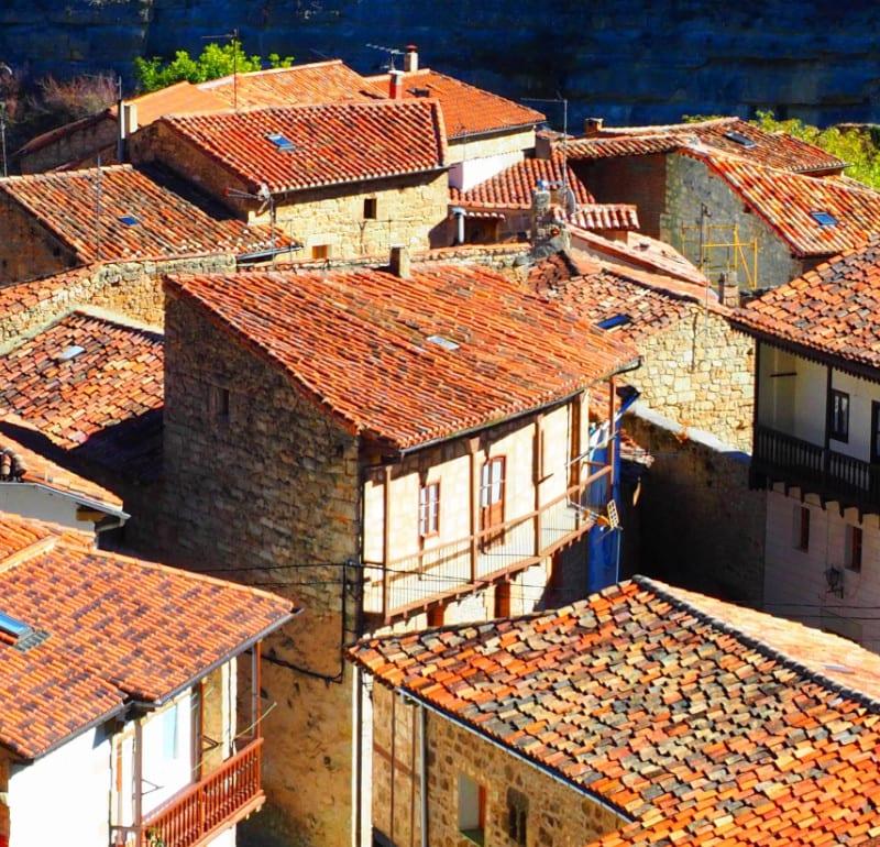 Spanien alte Stadt