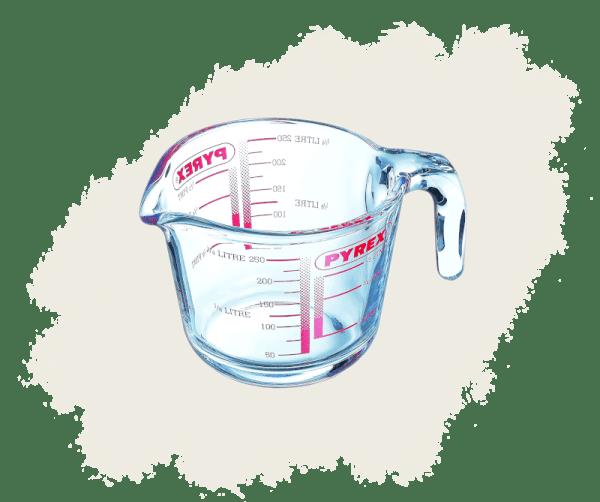 Pyrex 0,25l