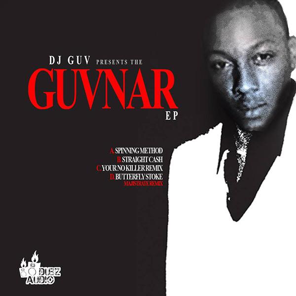 THE GUVNAR EP