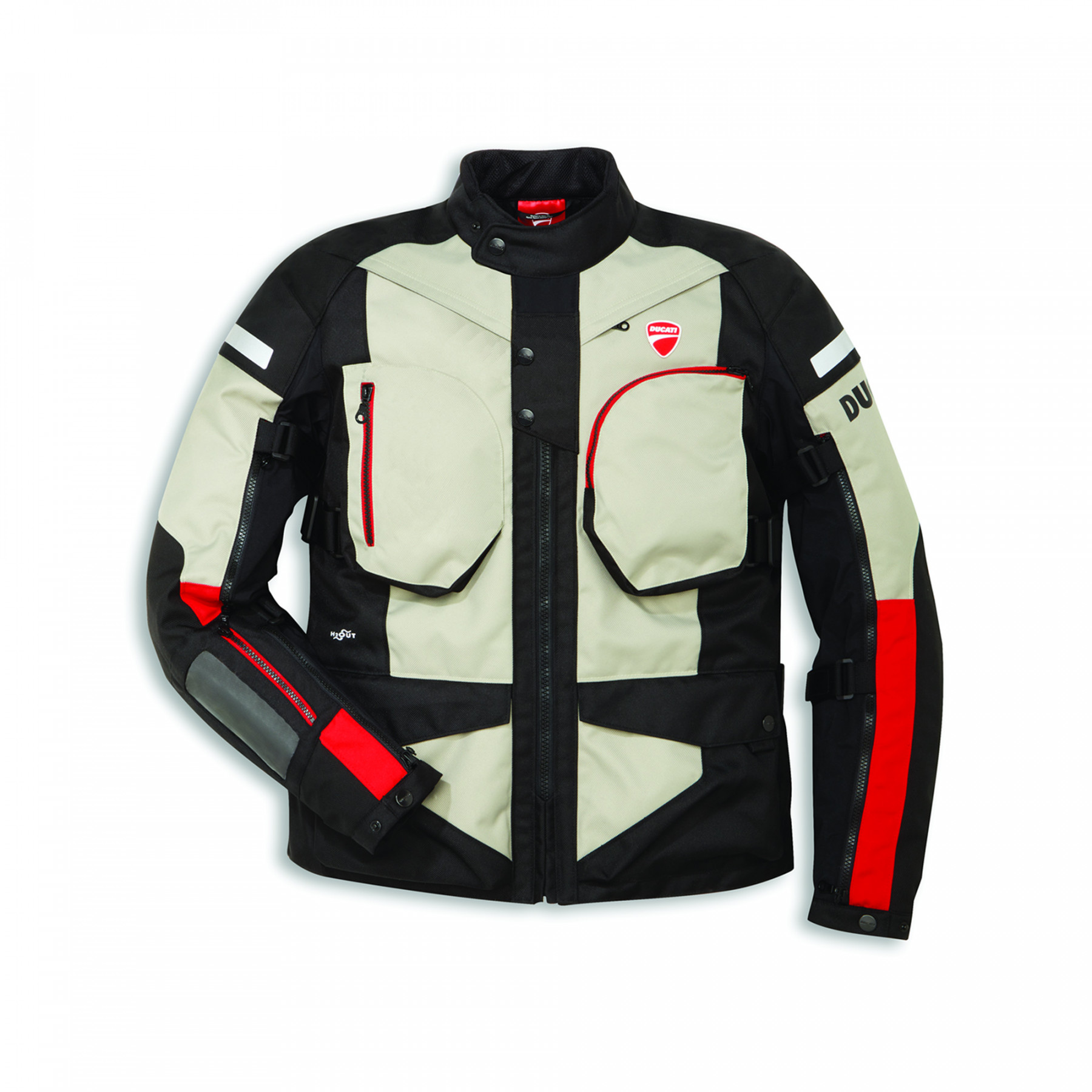 Ducati textiel jas Atacama C1 €644,00