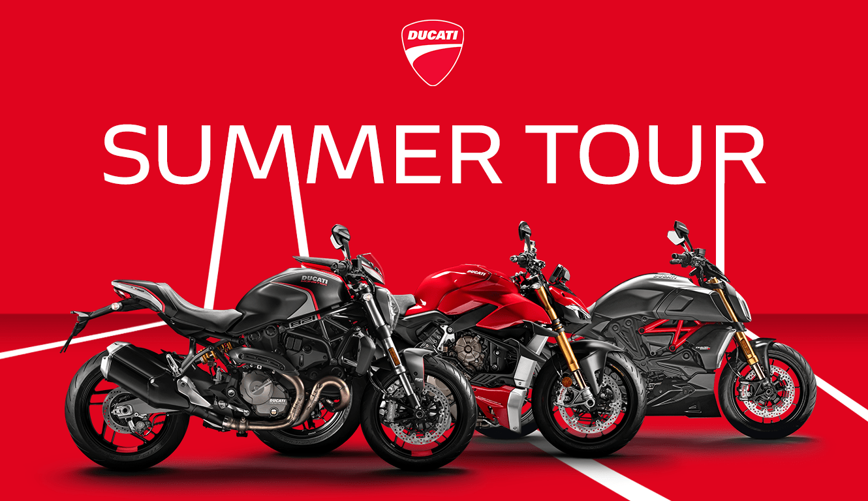 Ducati Assen Summer tour 2020
