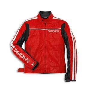 Jas Ducati 80's rood van € 395,- voor € 275,-