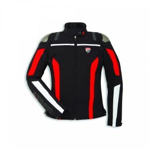 981045740 Ducati dames textiel jas Ducati Corse Tex C4 woman