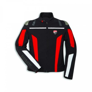981045648 Ducati jas textiel heren Ducati Corse Tex C4