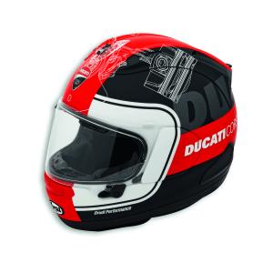 Helm Ducati Corse V3