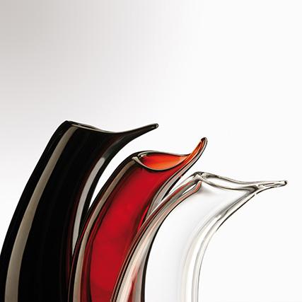 GOCCIA VASO Goccia Vase  H 38/45 cm