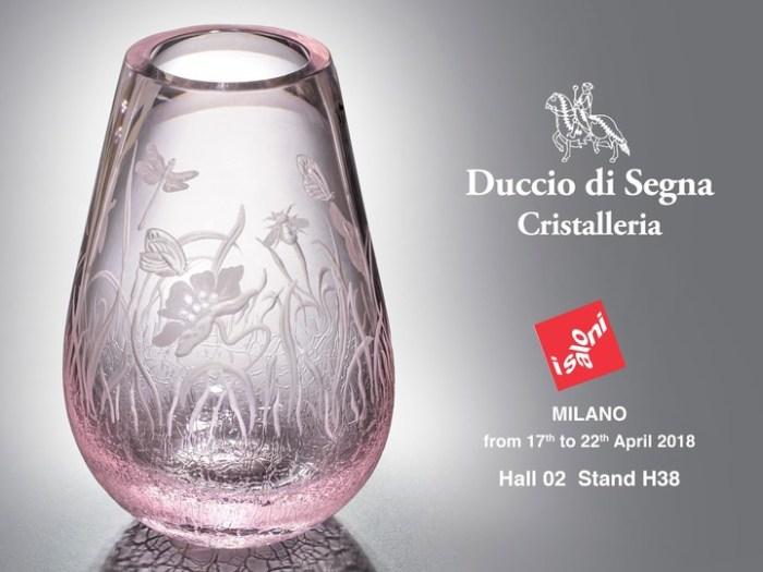 Duccio di Segna - I Saloni Milano 2018