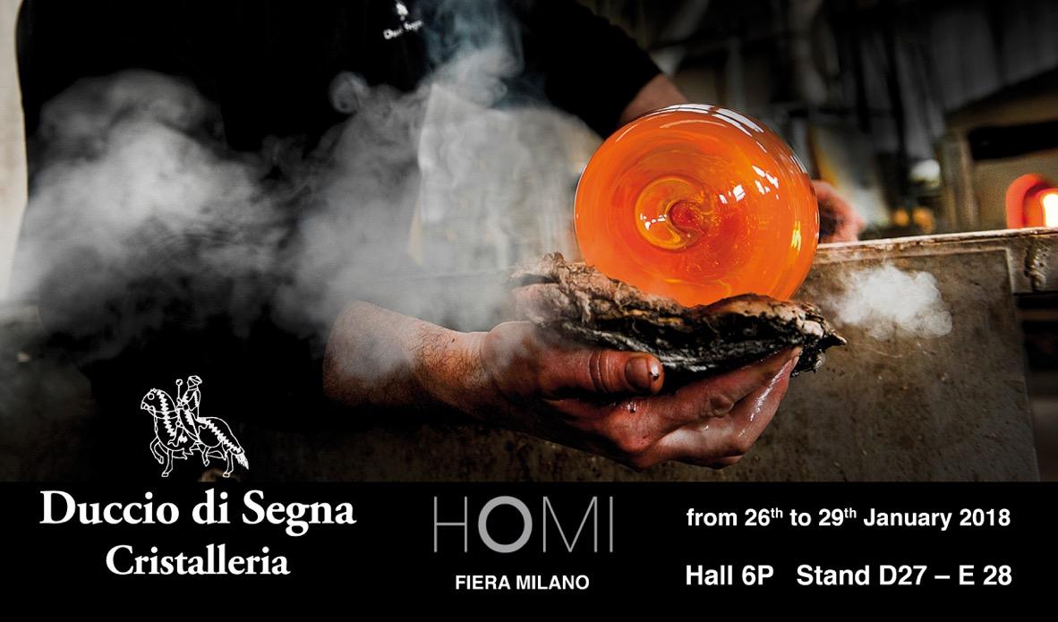 Duccio di Segna - Homi Milano 2018