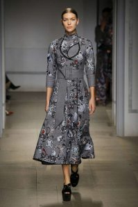 Erdem Fall-Winter 2017 London Womenswear Catwalks-001