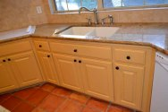 Sink, before remodel