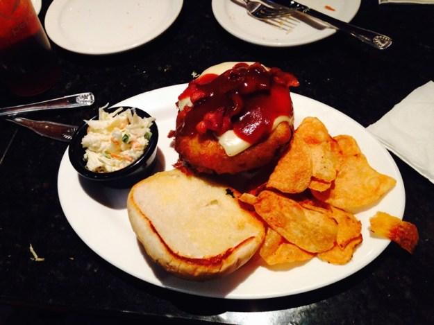 Artery Clogger Boston Burger