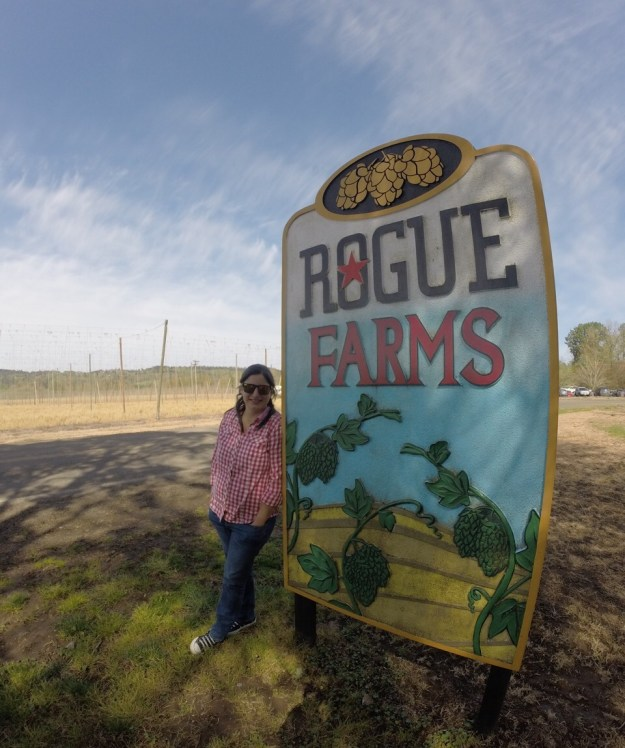 Rogue Farms #Duchessofbirra