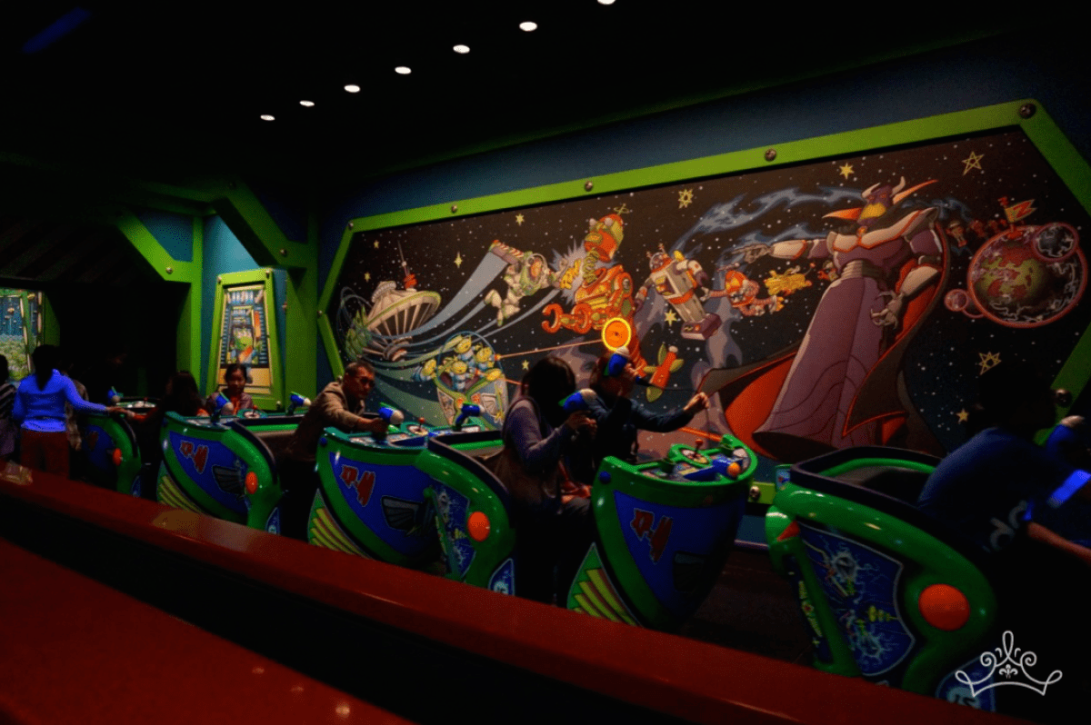 How To Score Big On Buzz Lightyear Astro Blasters