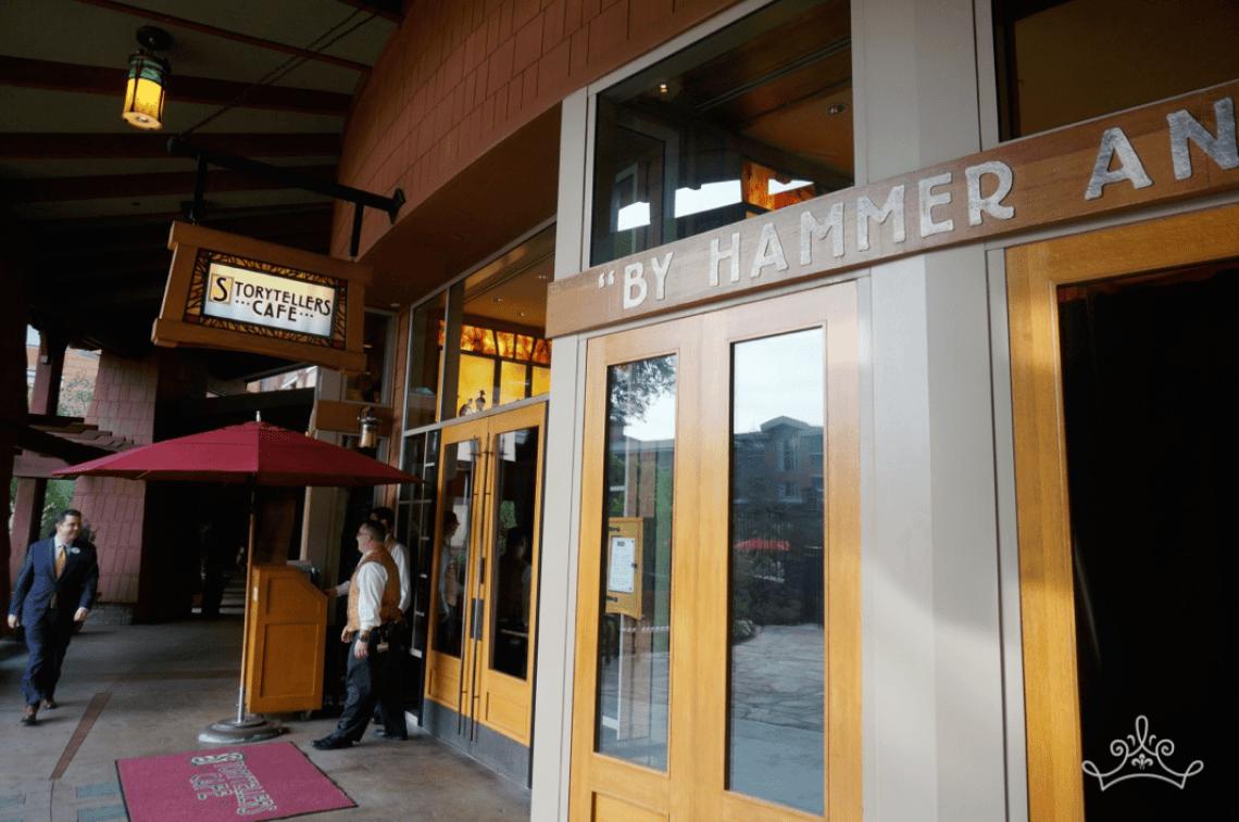 Storyteller's Cafe