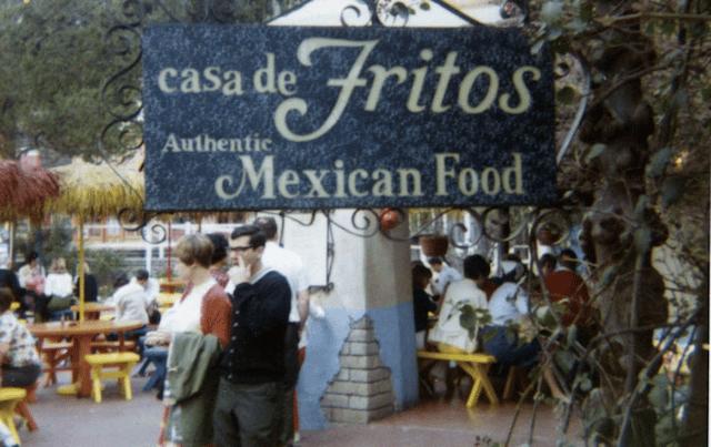 Casa de Fritos/Casa Mexicana