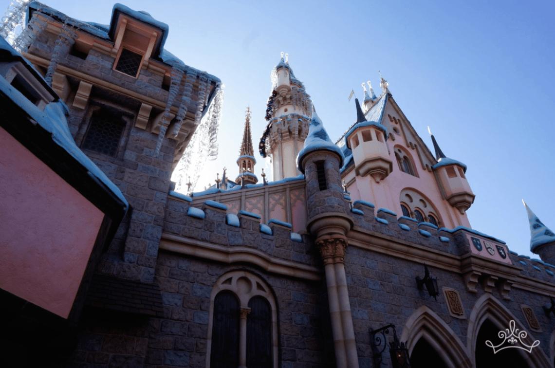 Ringing in 2017 at the Disneyland Resort